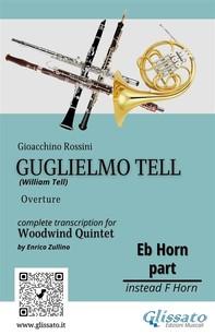 Guglielmo Tell (overture) Woodwind Quintet - parts - Librerie.coop