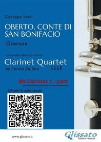 Oberto,Conte di San Bonifacio - Clarinet Quartet - Parts - Librerie.coop