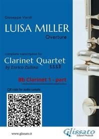 Luisa Miller - Clarinet Quartet (Parts) - Librerie.coop