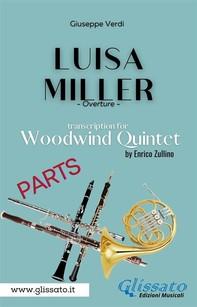 Luisa Miller - Woodwind Quintet (Parts) - Librerie.coop