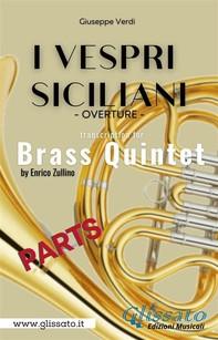 I Vespri Siciliani - Brass Quintet (parts) - Librerie.coop