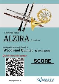 Alzira - Woodwind Quintet (score) - Librerie.coop