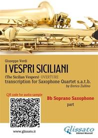 I Vespri Siciliani - Sax Quartet (parts) - Librerie.coop
