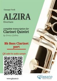 Alzira overture - Clarinet Quintet (set of parts) - Librerie.coop