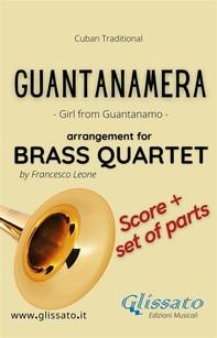 Guantanamera - Brass Quartet (score & parts) - Librerie.coop