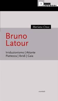 Bruno Latour - Librerie.coop