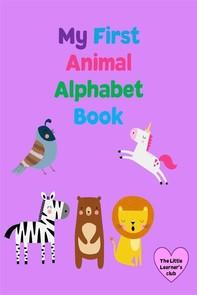 My First Animal Alphabet Book - Librerie.coop