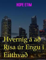 Hvernig á að Rísa úr Engu í Eitthvað - Librerie.coop