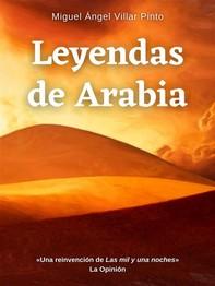 Leyendas de Arabia - Librerie.coop