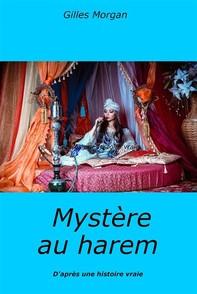Mystère au harem - Librerie.coop