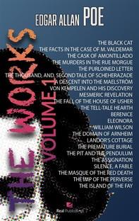 Edgar Allan Poe The Works Vol 1 - Librerie.coop