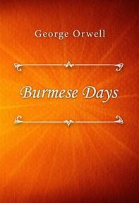 Burmese Days - Librerie.coop