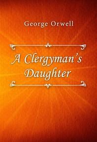 A Clergyman's Daughter - Librerie.coop