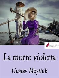 La morte violetta - Librerie.coop