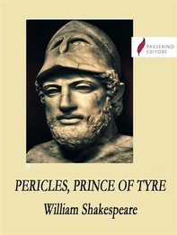 Pericles, Prince of Tyre - Librerie.coop