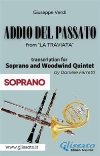 (Soprano) Addio del passato - Soprano & Woodwind Quintet - Librerie.coop