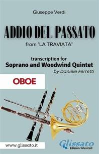 (Oboe) Addio del passato - Soprano & Woodwind Quintet - Librerie.coop