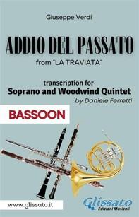 (Bassoon) Addio del passato - Soprano & Woodwind Quintet - Librerie.coop