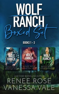 Wolf Ranch Boxed Set - Books 1 - 3 - Librerie.coop