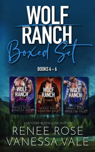 Wolf Ranch Boxed Set - Books 4 - 6 - Librerie.coop