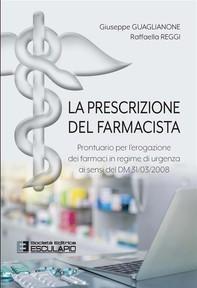 La prescrizione del farmacista - Librerie.coop