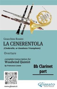 "Bb Clarinet part of ""La Cenerentola"" for Woodwind Quintet - Librerie.coop"
