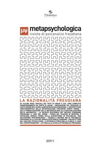 Metapsychologica 2019/1 - Librerie.coop
