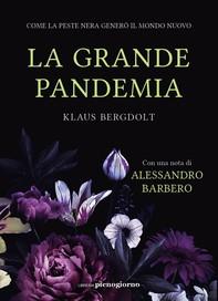 La grande pandemia - Librerie.coop